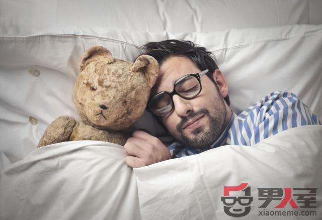 """男人睡前保健遵循""""三要三不要"""""""