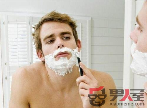 男人胡须别乱刮 正确剃须才健康