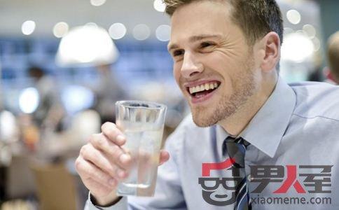 男人喝水太少容易得什么病