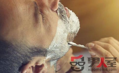不常刮胡子竟会提高死亡率 什么时间刮胡子最好